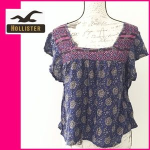 Holister Flare Top
